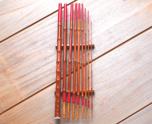 日本の伝統工芸 江戸和竿とは
